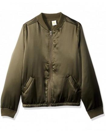 Crazy Girls Fashion Bomber Jacket