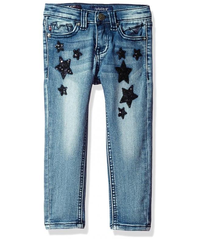 VIGOSS Girls Toddler Fashion Jean