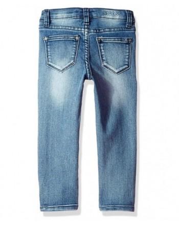 Trendy Girls' Jeans