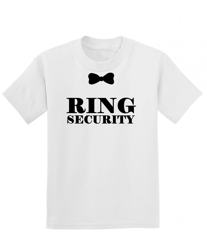 Classy Bride Security Wedding T Shirt