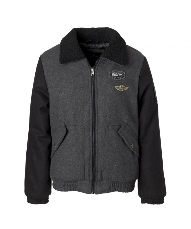 Ixtreme Outfitters Bomber Jacket Patches