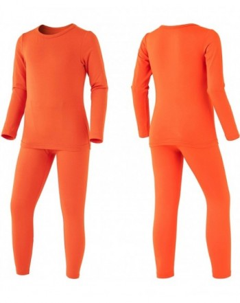 Boys' Thermal Underwear Sets