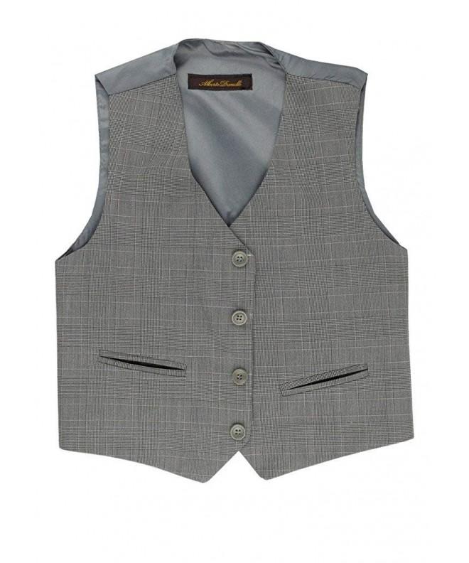Alberto Danelli Boys Button Formal