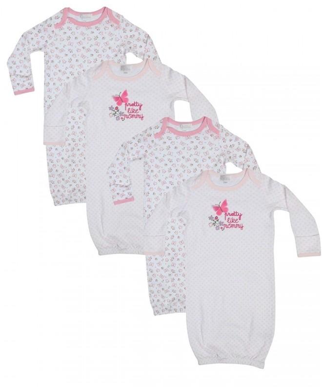 Quiltex Girls Toddler Butterfly Sleeper