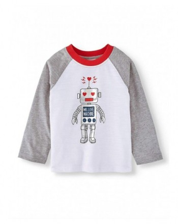 Valentines Toddler Sleeve Graphic Tshirt