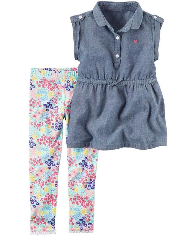 Carters Girls Playwear Sets 259g378