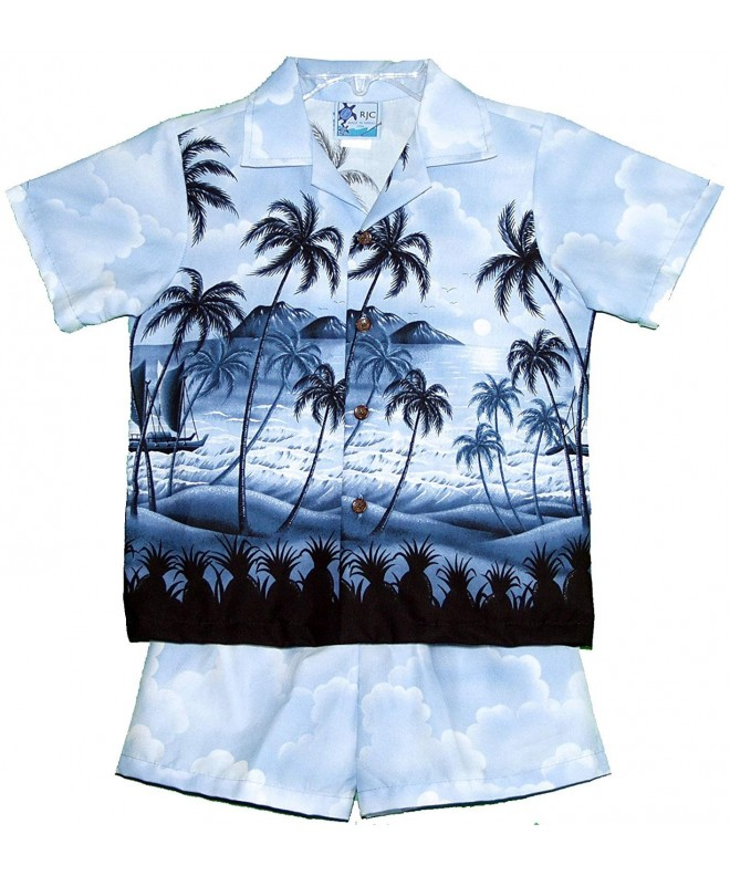 Waimalalo Beach Hawaiian Cabana Shirt