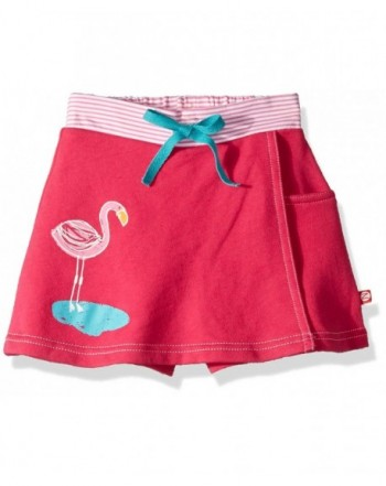 Zutano Little Girls Flamingo Toddler