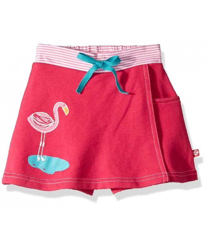 Zutano Little Girls Flamingo Toddler