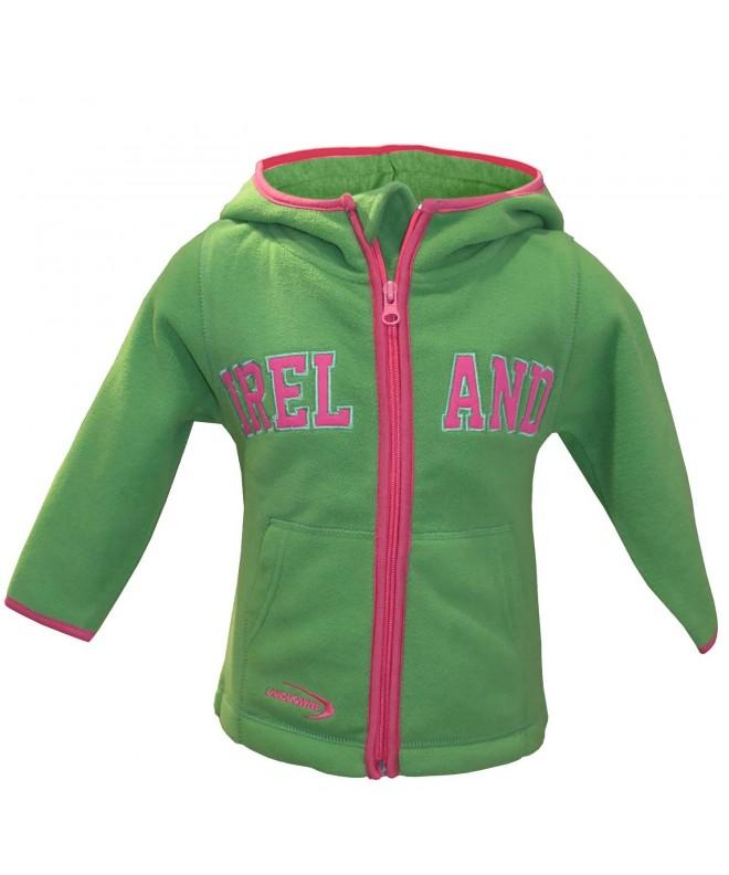 Emerald Green Hoodie Design Ireland