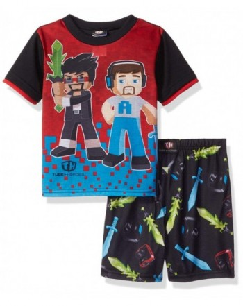 Tube Heroes Boys Pajama Short