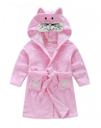 Taiycyxgan Little Bathrobe Pajamas Sleepwear