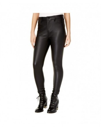 Celebrity Pink Womens Juniors Leather