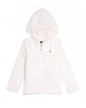 Nautica Girls Faux Light Jacket