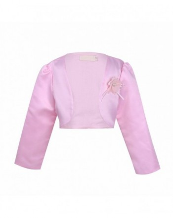Freebily Sleeves Bolero Cardigan Sweater