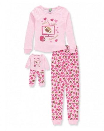 Dollie Me 2 Piece Pajama Outfit