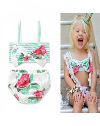 Hot deal Girls' Fashion Bikini Sets Wholesale