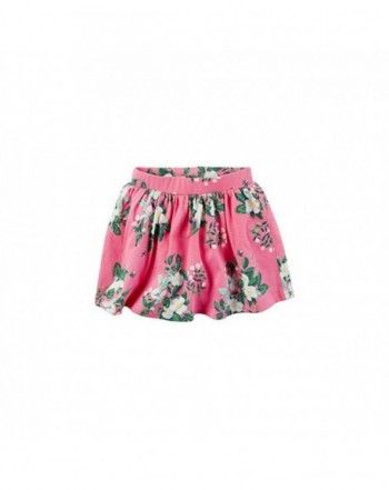 Carters Girls 2T 8 Floral Skort