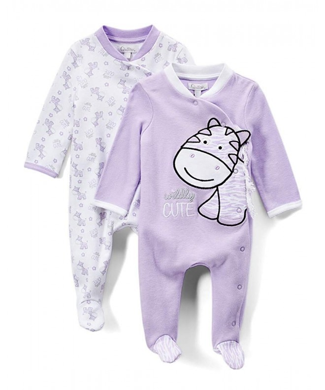 Quiltex Girls Toddler Novelty Coverall