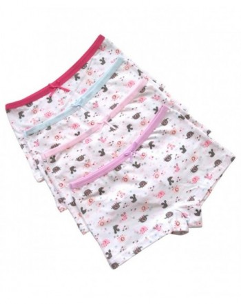 Toddler Hipster Panties Elephant Boyshort