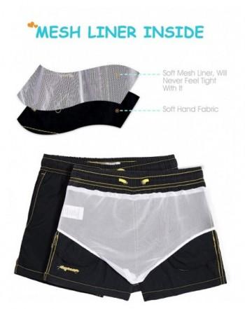 New Trendy Boys' Swimwear