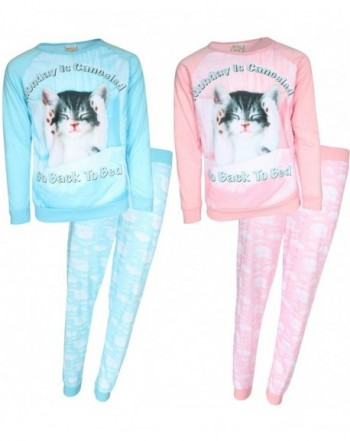 Sweet Sassy 4 Piece Sublimation Pajama