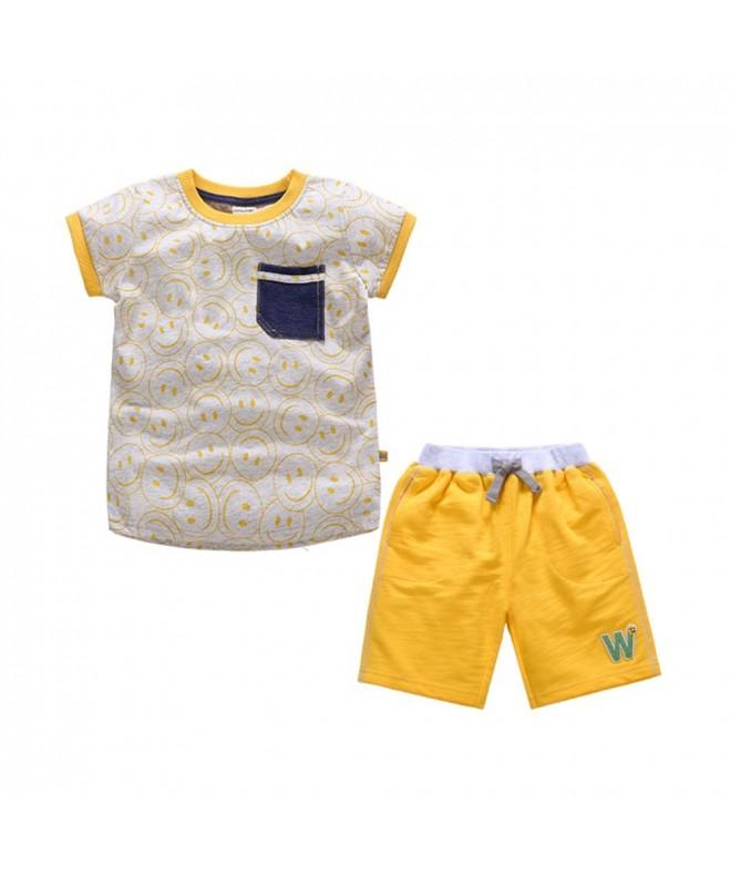Cheerykids Summer Clothes Cotton T Shirt