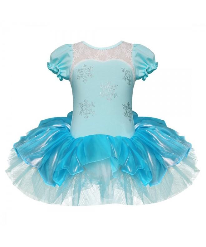 iEFiEL Elegant Snowflake Princess School