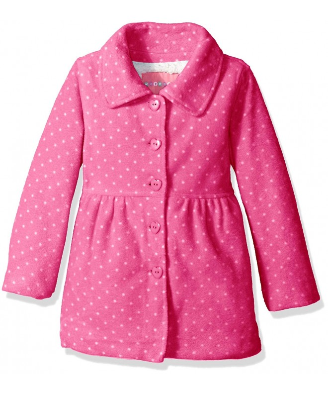 Wippette Girls Printed Fleece JKT