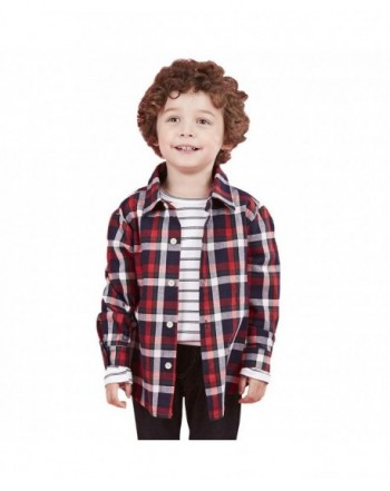 Discount Girls' Blouses & Button-Down Shirts Outlet