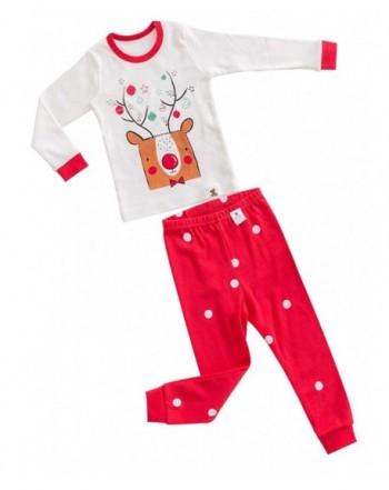 UniFriend Toddler Girls shirt pants
