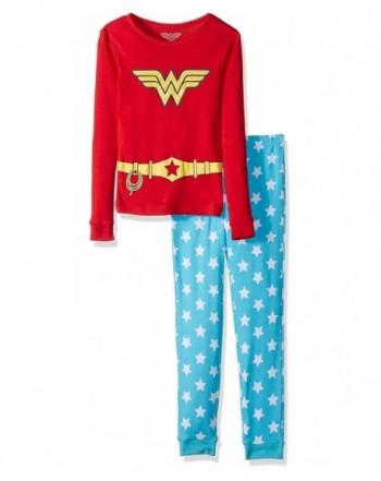 Wonder Woman Girls Toddler Cotton
