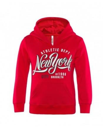 Hoodies Teenager Sweatshirt Pullover Printed