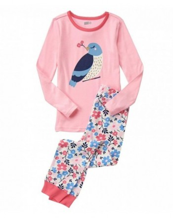 Crazy Girls Bird Tight Fit Sleepwear