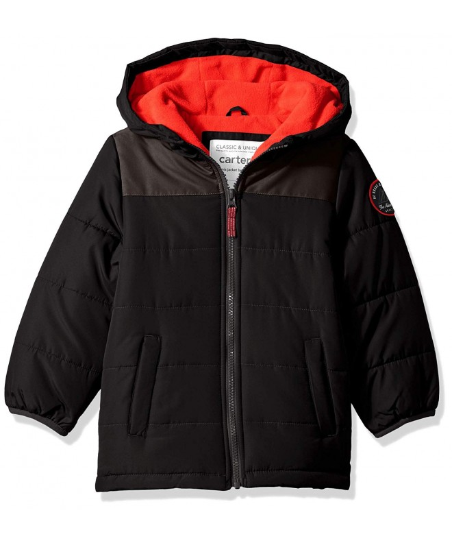 Carters Toddler Adventure Bubble Jacket