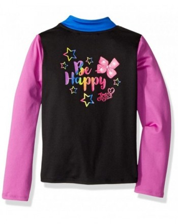 Nickelodeon Girls Big Iridescent Sparkle Jacket