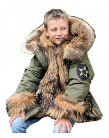 Roiii Children Jacket Universal Outwear