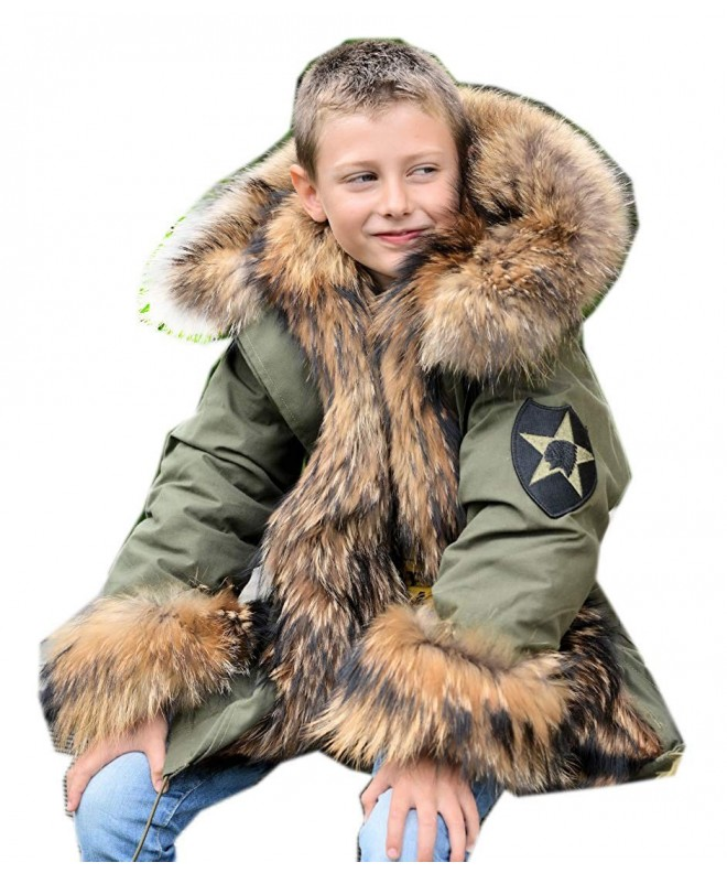 Roiii Children Jacket Universal Outwear