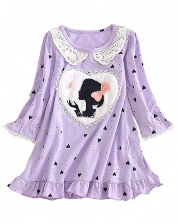 Girls' Nightgowns & Sleep Shirts Outlet