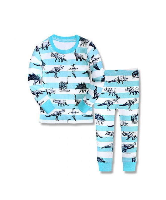 Dearbee Dinosaur Little Pajama Sleepwear