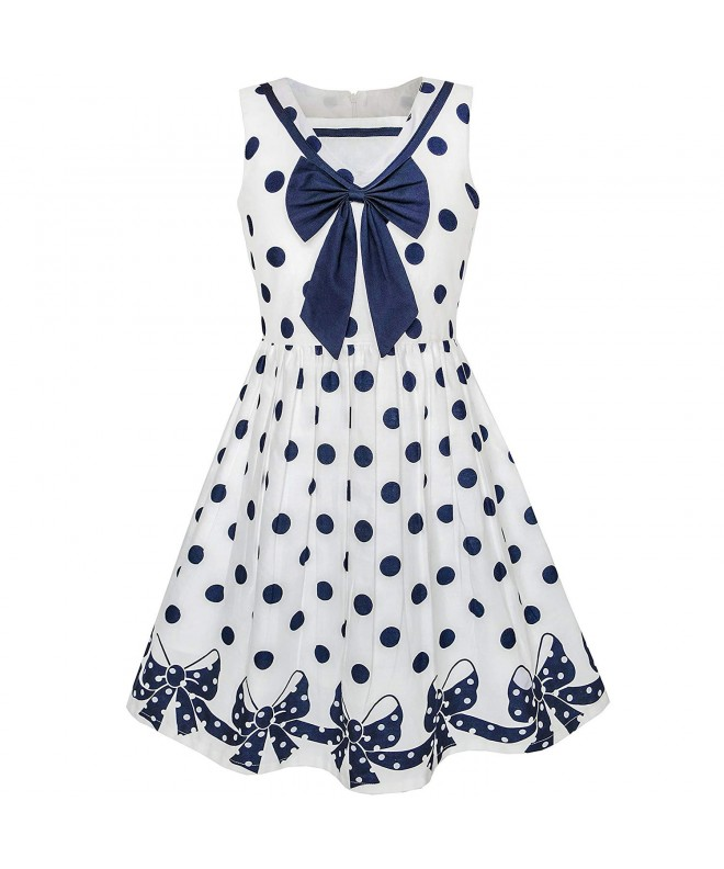 Sunny Fashion Girls Dress School