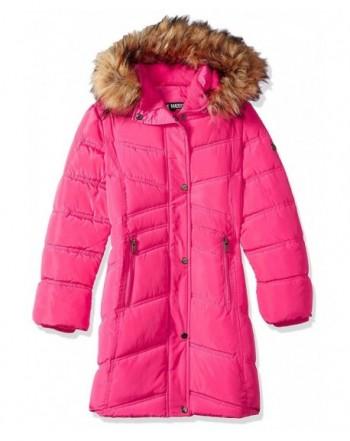 Steve Madden Girls Long Jacket