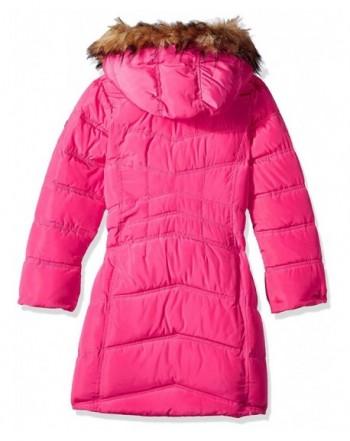 Fashion Girls' Down Jackets & Coats