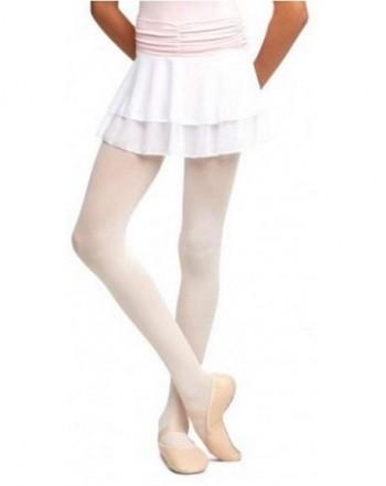 Capezio Girls Twirl Skirt BLK