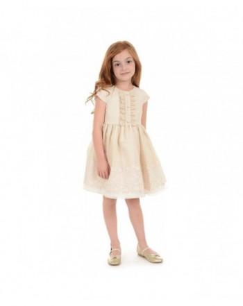 Laura Ashley Girls Tuxedo Dress