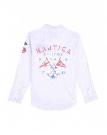 Trendy Boys' Button-Down Shirts Wholesale