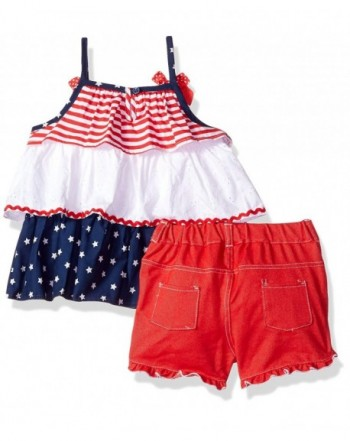 Girls' Short Sets