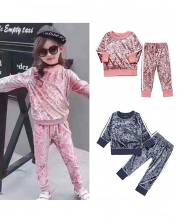 Trendy Girls' Pant Sets Online Sale