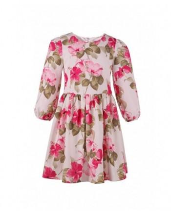 Emma Riley Sleeve Casual Dresses