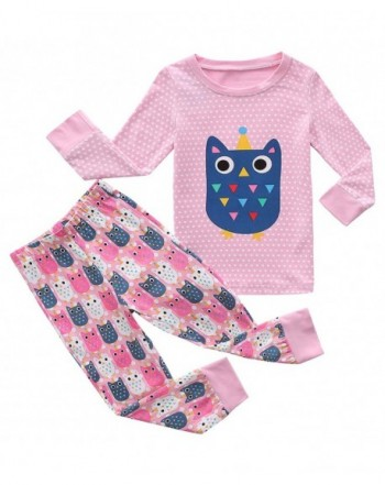 Fiream Pajamas Cotton Toddler Sleepwears
